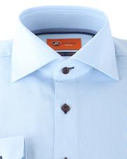 Detail Suitable Overhemd Blauw 62-10