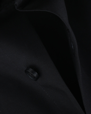 Detail Suitable Overhemd Zwart 62-08