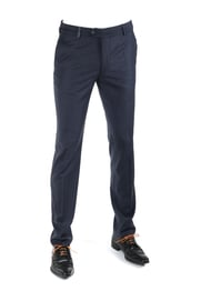 Suitable Pantalon Donkerblauw