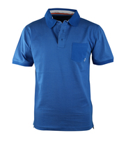 Suitable STBL Polo Pinpoint Blauw