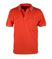 Suitable Polo Tipped Oranje