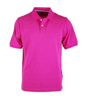 Suitable Poloshirt Fuchsia