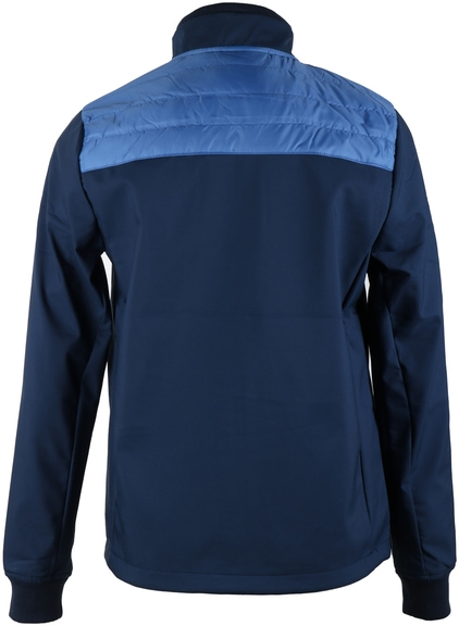 Detail Suitable Softshell Spur Jacket Blauw