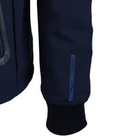 Detail Suitable Softshell Spur Jacket Navy