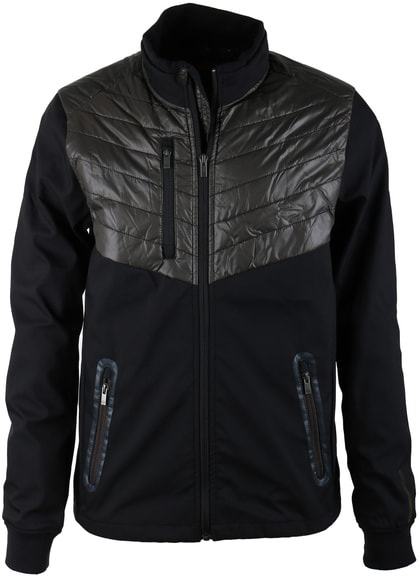 Suitable Softshell Spur Jacket Zwart