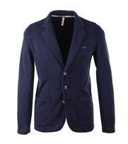 Sun68 Cardigan Formal Navy