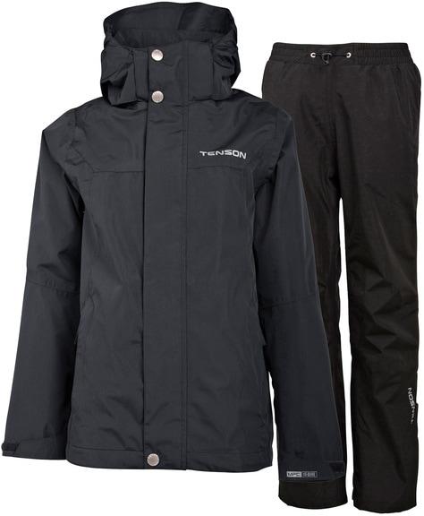 Tenson Monitor M Set Regenpak Zwart