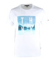 Tommy Hilfiger Amos T-shirt Wit