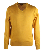 Tommy Hilfiger Pullover Okergeel