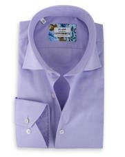 Van Gils Ellington Shirt Paars
