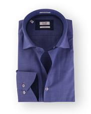 Van Gils Overhemd Middenblauw PP