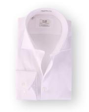 Van Gils Hemd Weiß Twill