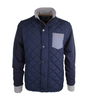 Vanguard Cardigan Navy