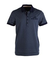 Vanguard Polo Navy Dessin