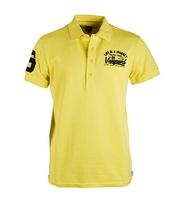 Vanguard Polo Pique Yellow