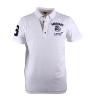 Vanguard Polo Wit VPSS53771