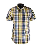 Vanguard Shirt Lemon Check