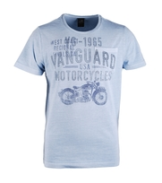 Vanguard T-shirt Play Blue