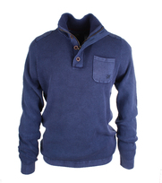 Vanguard Trui Mocker Blue Stone Wash