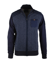 Vanguard Vest Donkerblauw Pocket