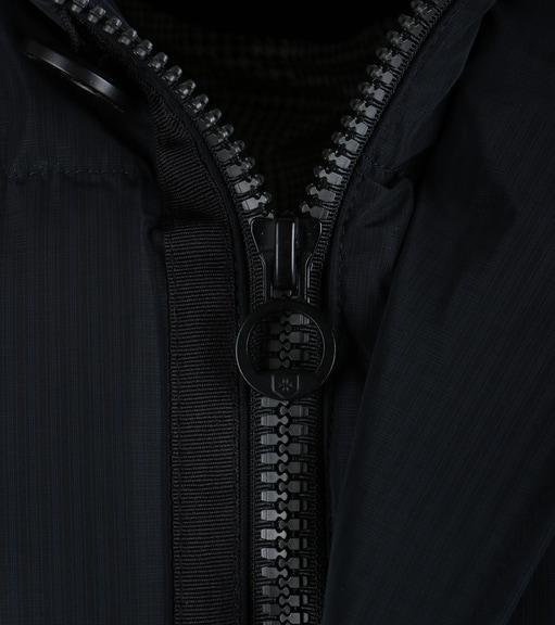 Detail Wellensteyn Centurion Winterjas Donkerblauw