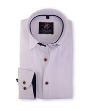 Wit Getailleerd Overhemd 116-2