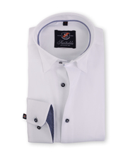 Wit Overhemd Oxford 117-1