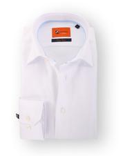 Weiß Hemd Twill 51-01