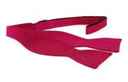 Self Tie Bow Tie Dark Fuchsia F66