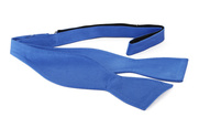 Self Tie Bow Tie Mid Blue F05