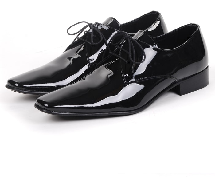 Black Lacquer Shoes