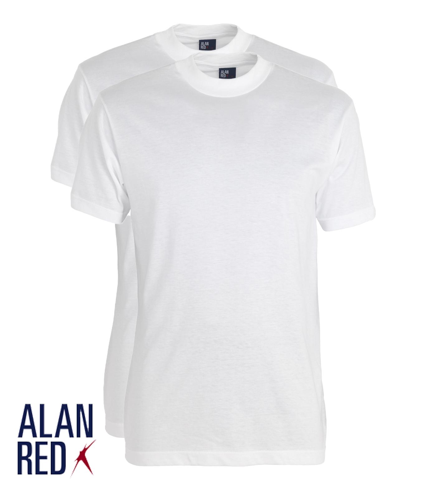 Alan red t shirt virginia 2pack superdeal for Designhotel maastricht comfort xl