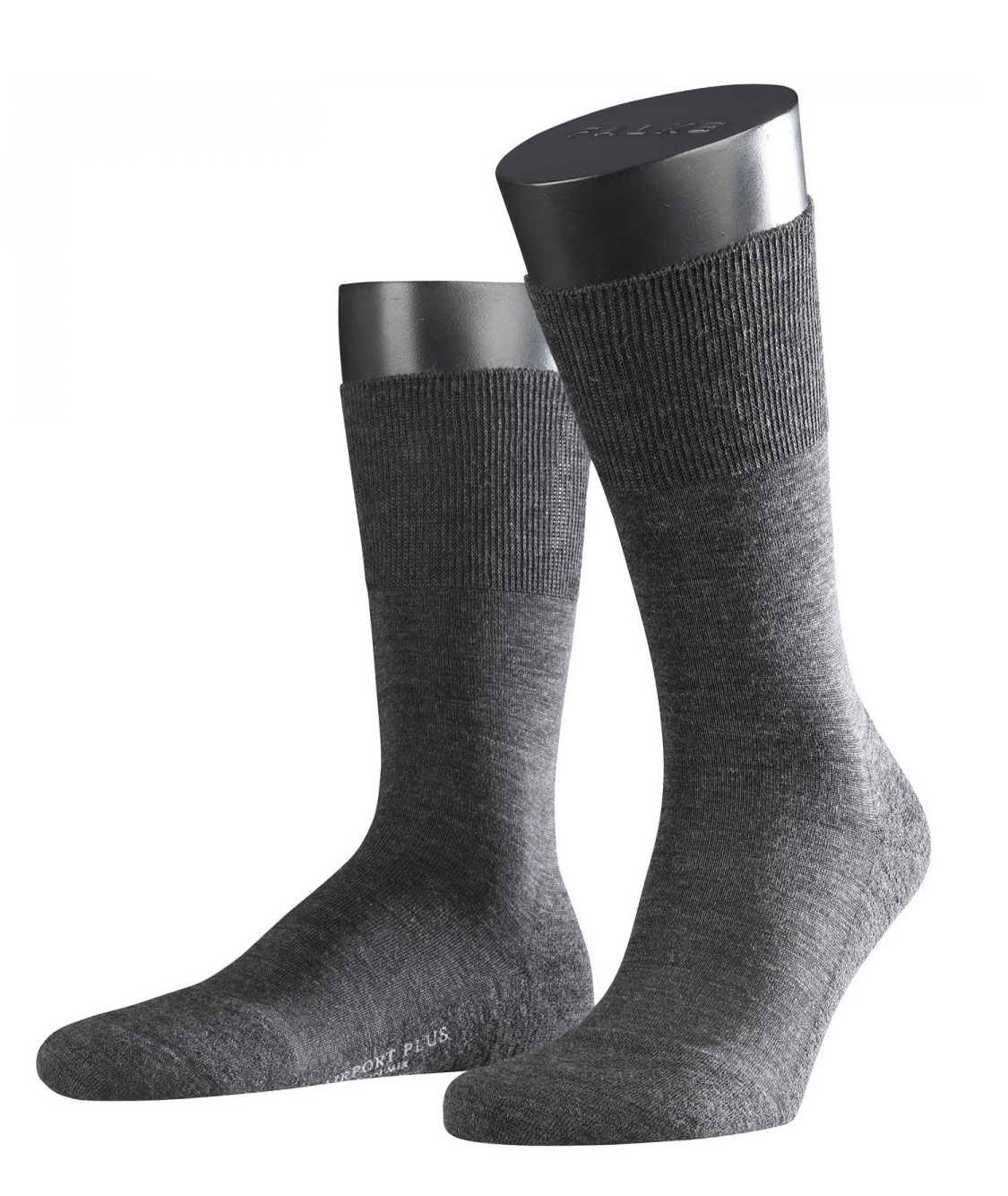 Falke Airport PLUS Socks Asphalt 3080 foto 0