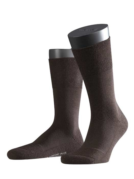 Falke Airport PLUS Socks Brown 5930 foto 0