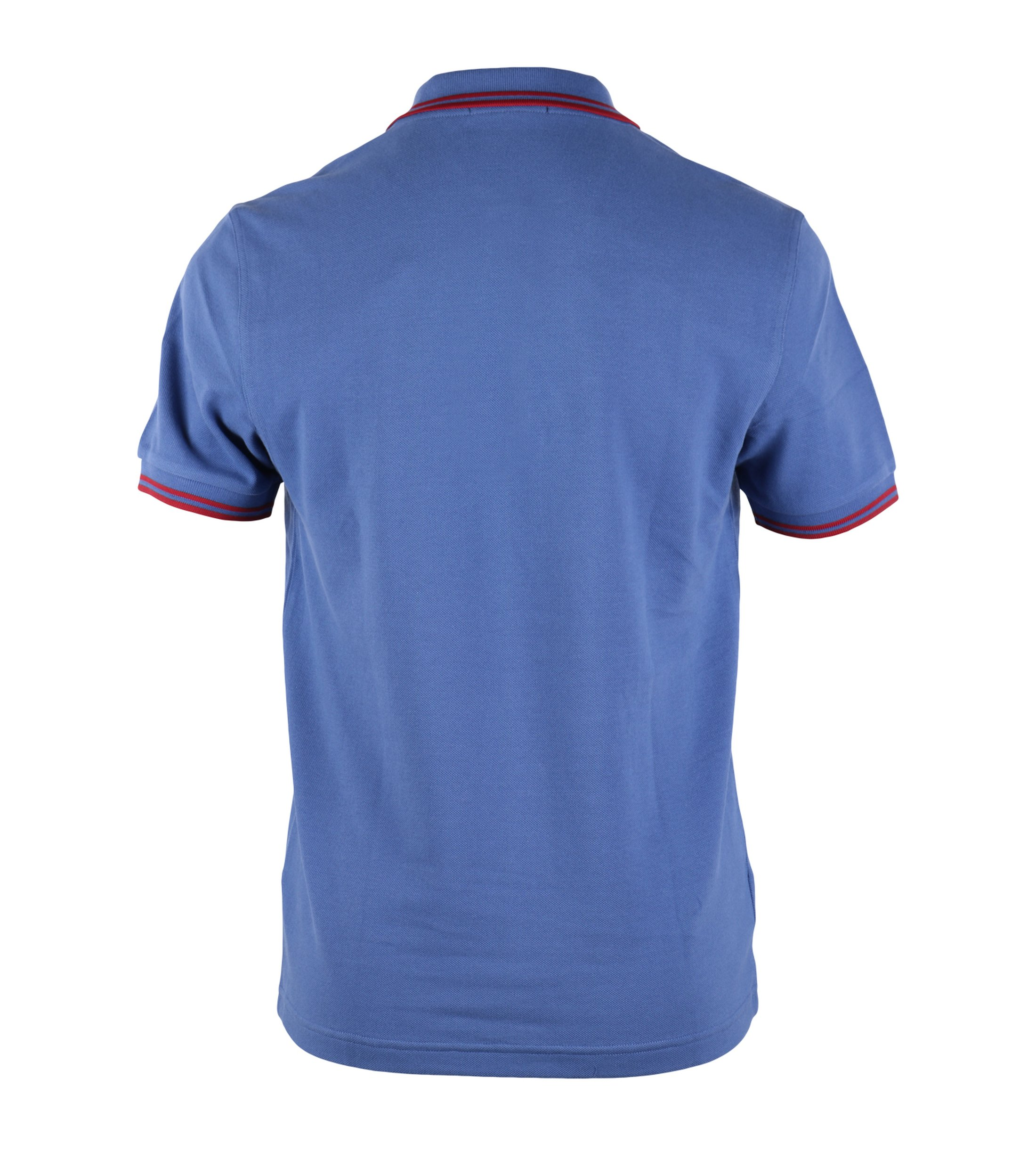 Fred Perry Polo Blauw Slim Fit C34