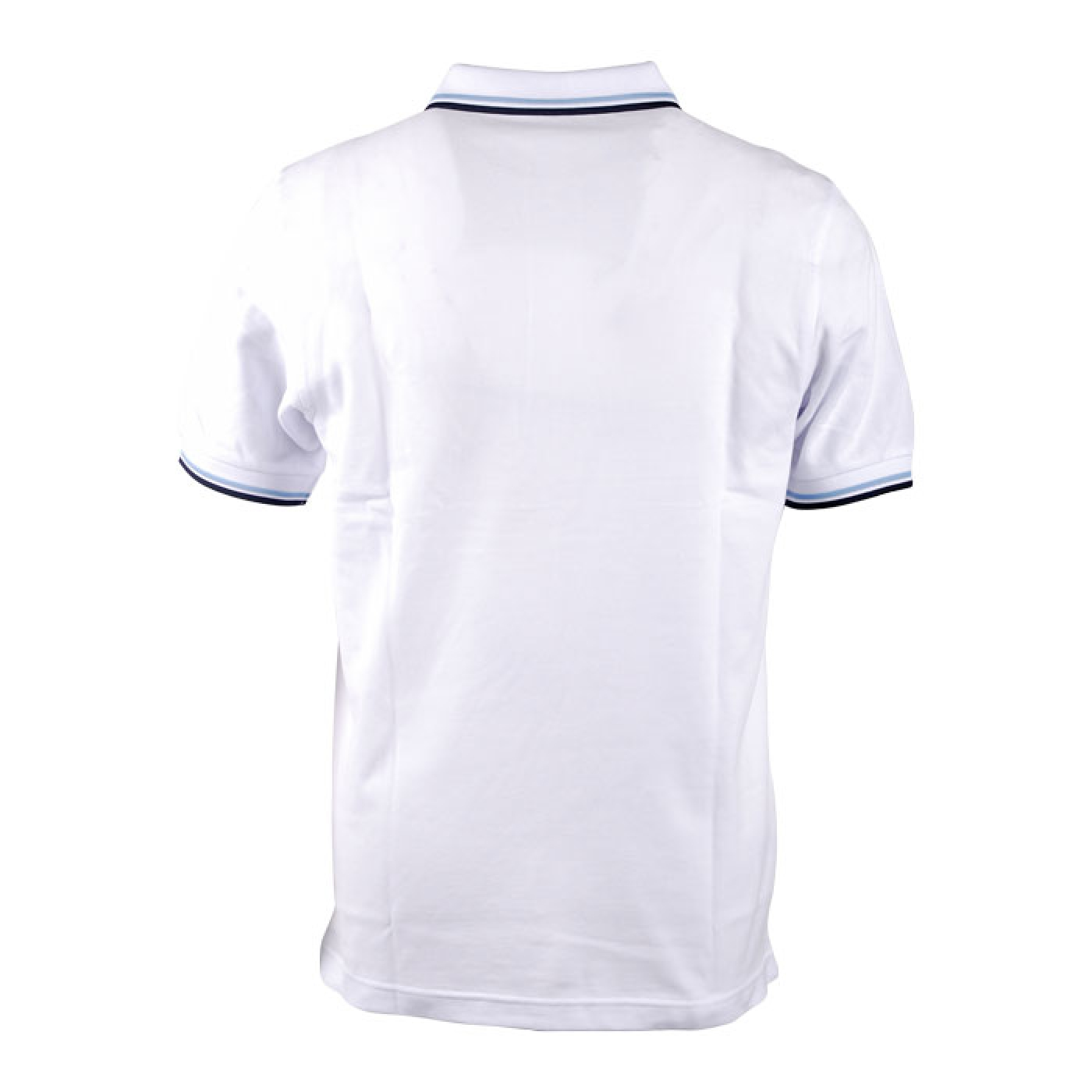 Fred Perry Polo White Ice foto 1