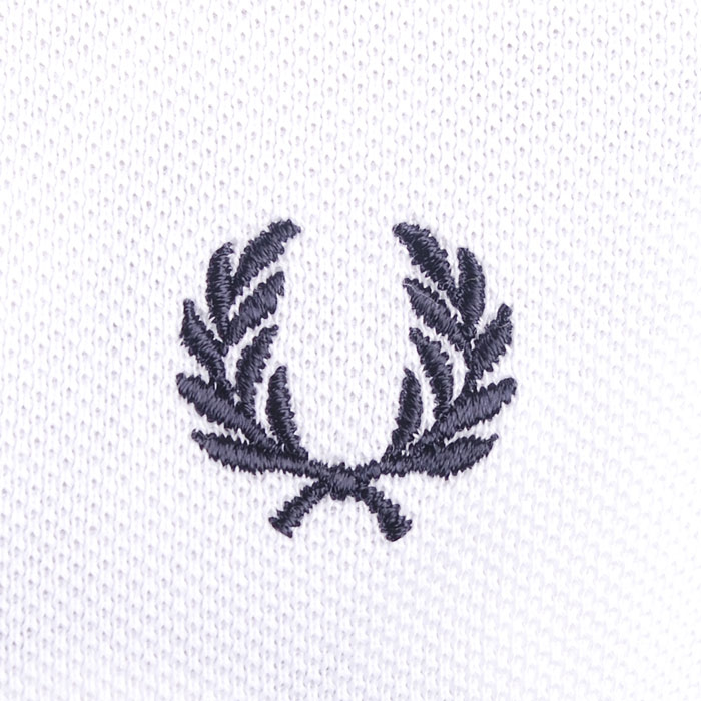Fred Perry Polo White Ice foto 2