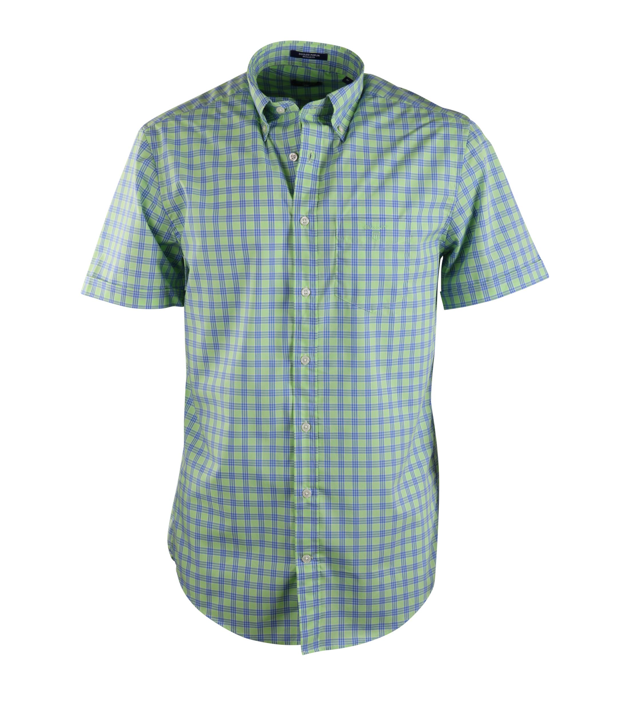 Gant overhemd green check for Designhotel maastricht comfort xl