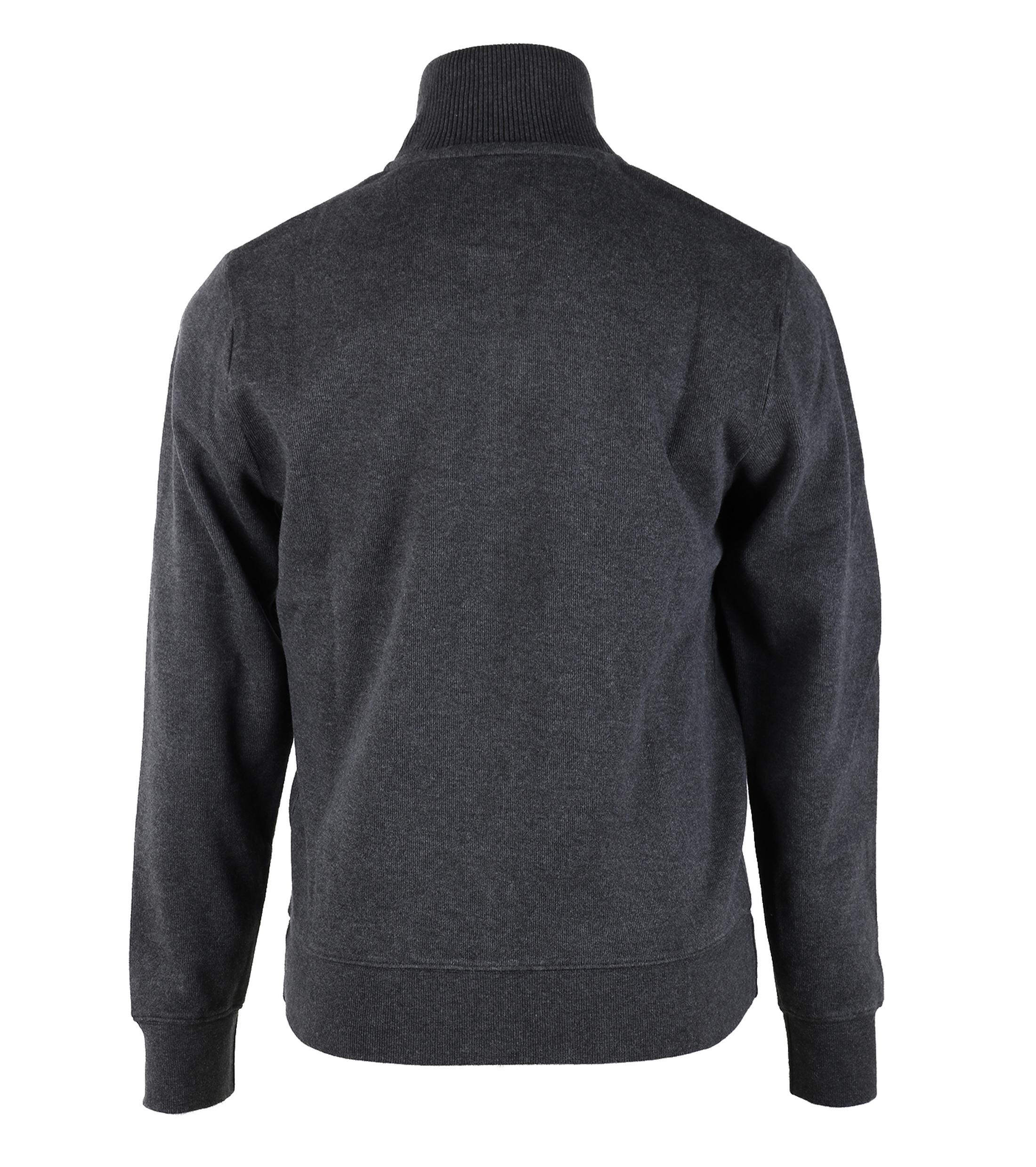 Gant Vest Antraciet