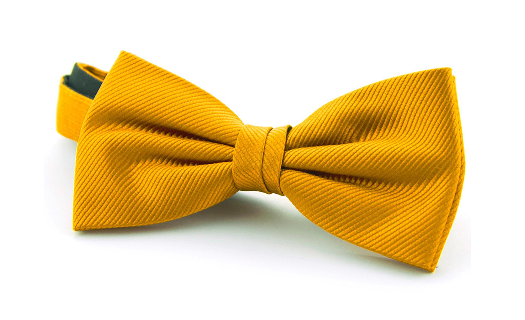 gouden bow tie