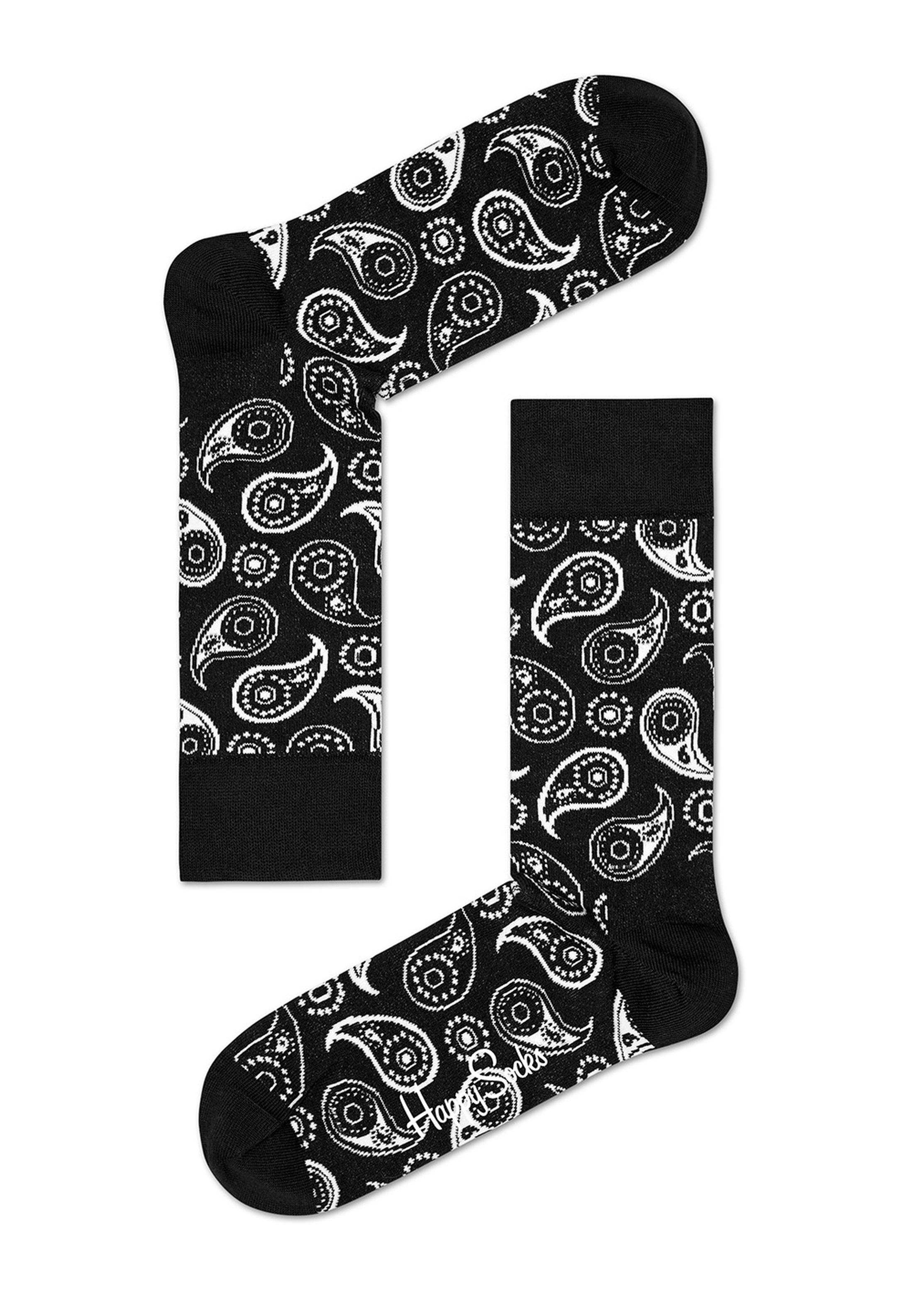 paisley happy socks