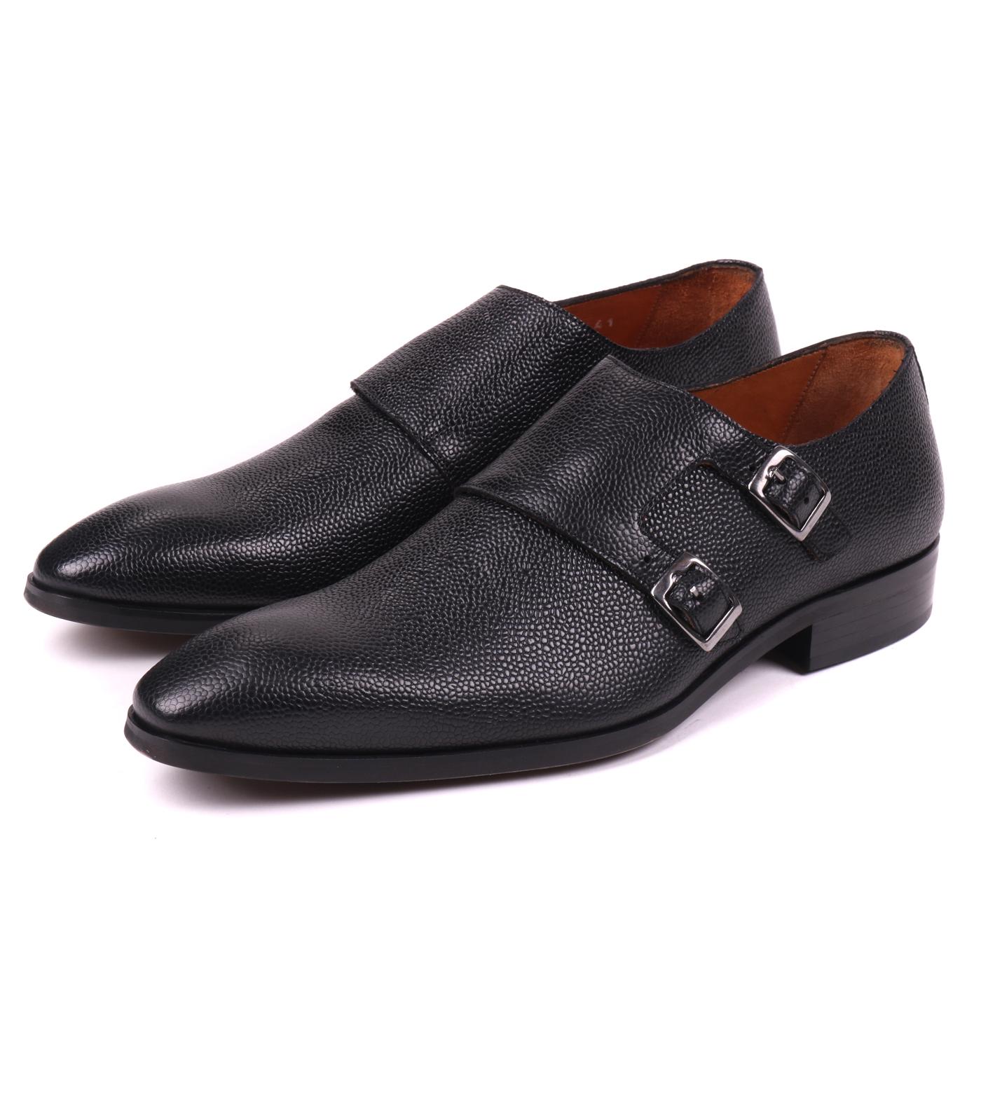 Chaussures Noires Avec Des Nez Pointus Pour Les Femmes jlzSF3I66