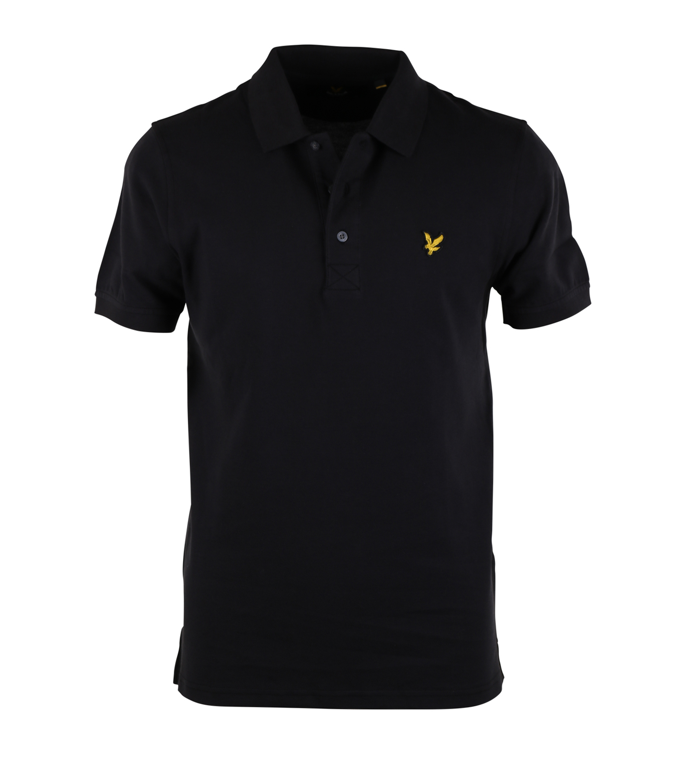 lyle scott polo shirt black. Black Bedroom Furniture Sets. Home Design Ideas