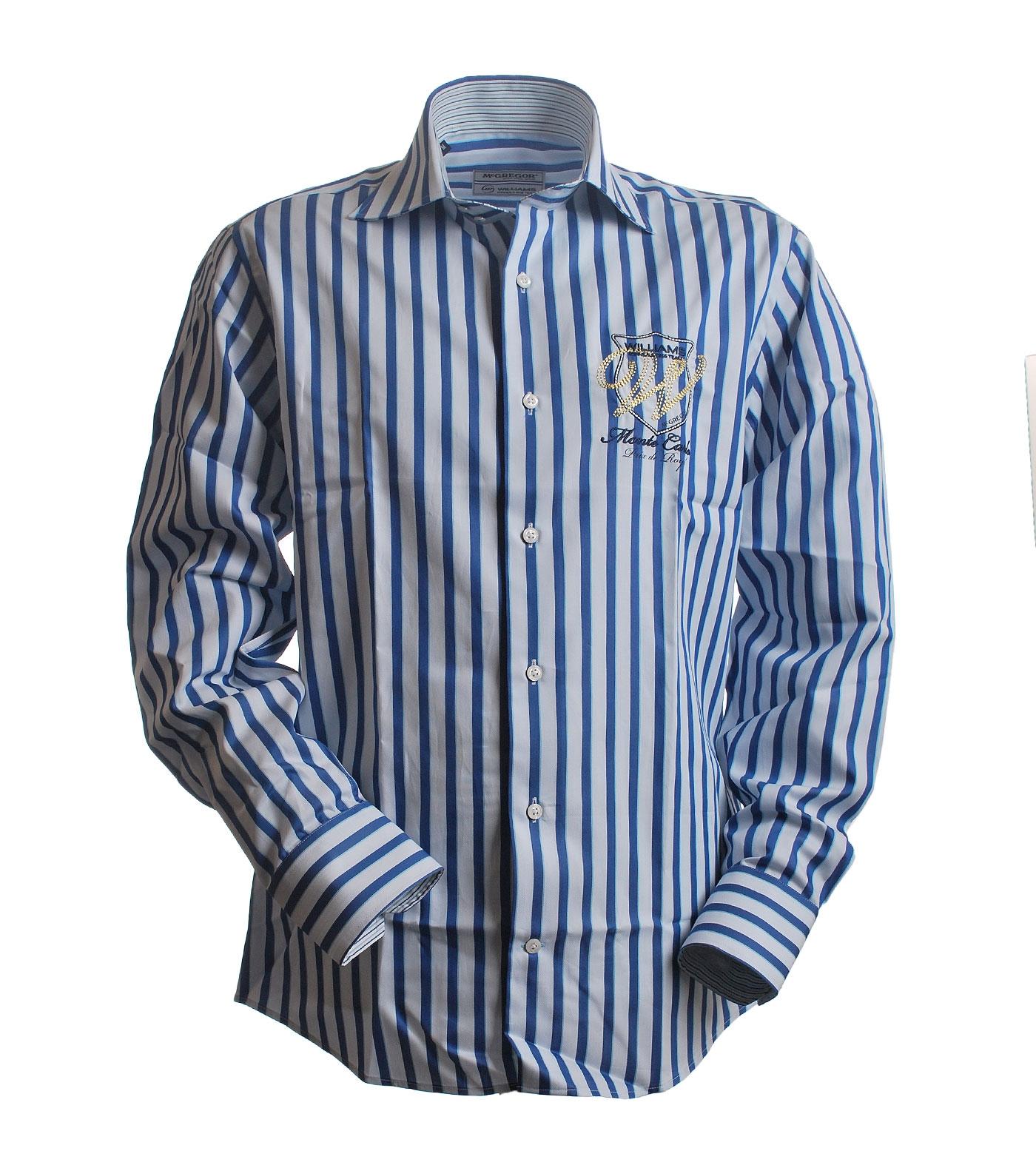 mcgregor williams shirt mirabeau haute online bestellen. Black Bedroom Furniture Sets. Home Design Ideas