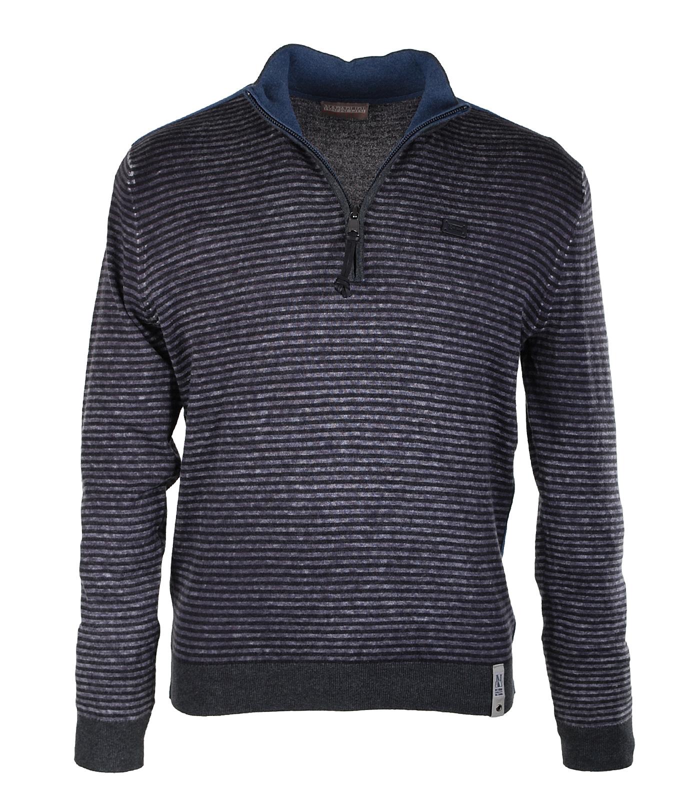 Napapijri trui zipper delawanna for Designhotel maastricht comfort xl