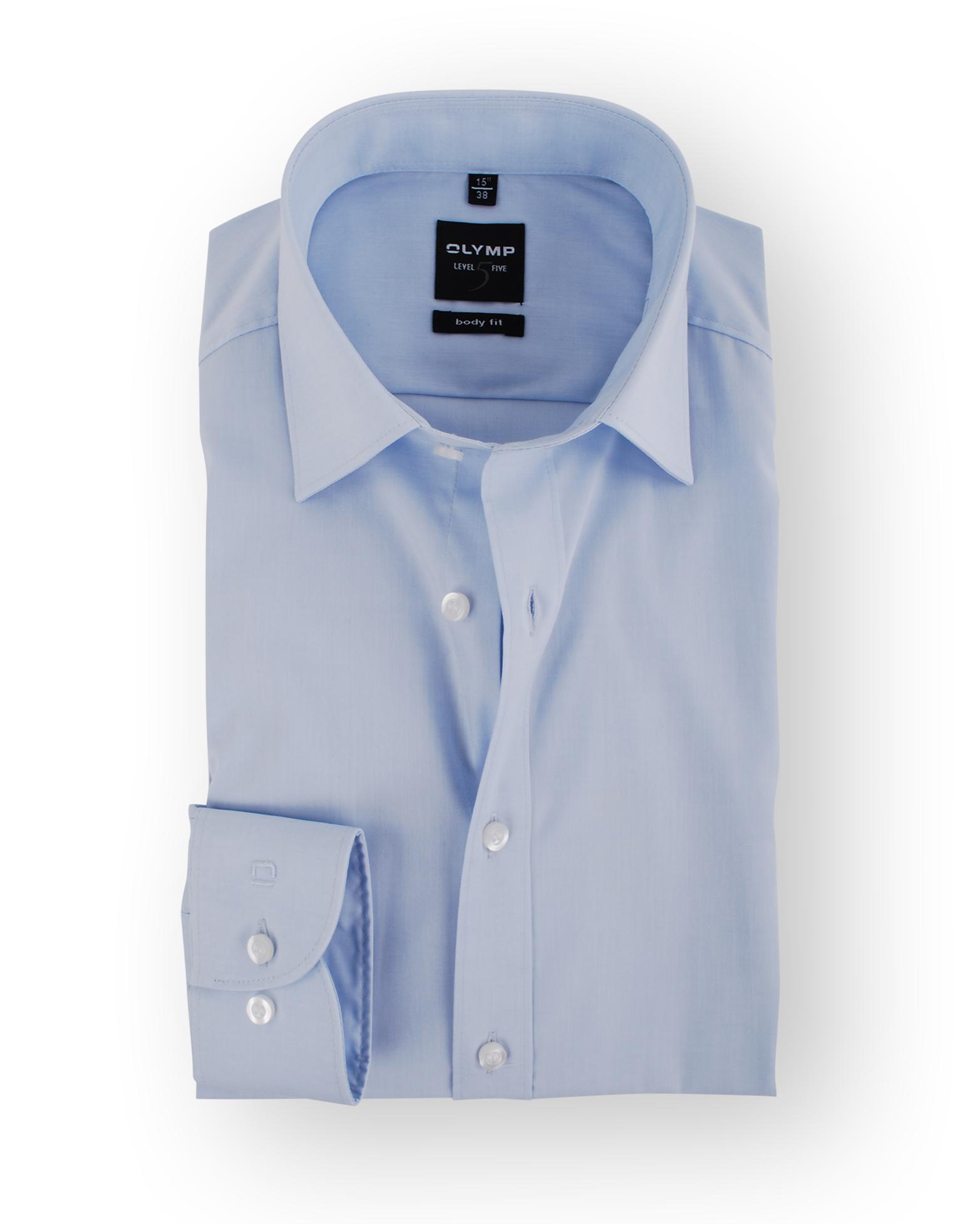 home olymp hemden olymp shirt light blue body fit. Black Bedroom Furniture Sets. Home Design Ideas