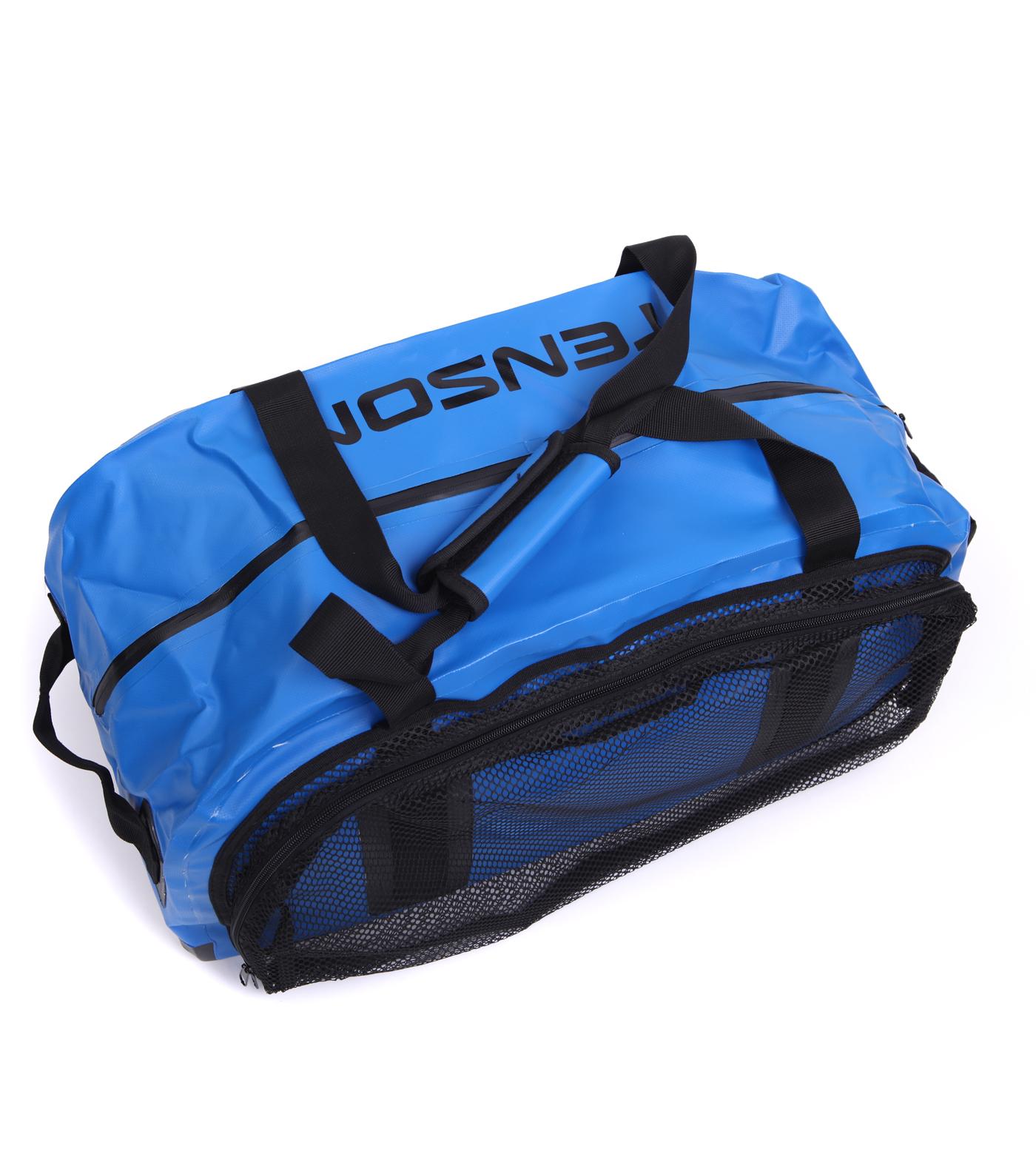 goede pasvorm top ontwerp kwaliteitsproducten Tenson Sports Bag Blue