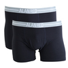 Alan Red Boxershorts Navy 2Pack