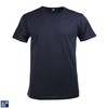 Alan Red Derby O-Hals T-Shirt Navy (1Pack)