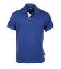 Barbour Polo Pantone Atlantic Blue